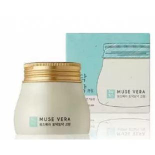 DEOPROCE MUSE VERA CHEER UP CREAM КРЕМ ДЛЯ ПРОБЛЕМНОЙ КОЖИ С ЭКСТРАКТОМ ЧАЙНОГО ДЕРЕВА
