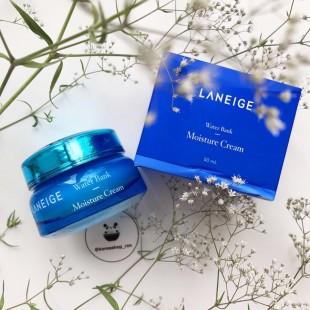Laneige Water Bank Moisture Cream / Увлажняющий крем для сухой, возрастной кожи с ионно-минеральной водой