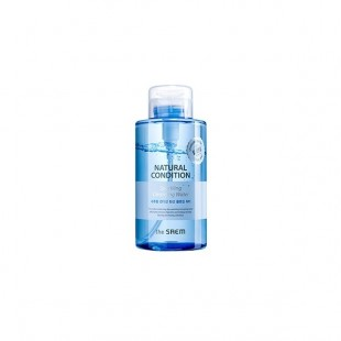 THE SAEM Natural Condition Sparkling Cleansing Water Мицеллярная вода