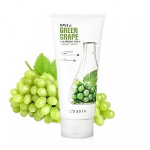 Have a Greengrape Cleansing Foam/Пенка для умывания с виноградом  150 ml