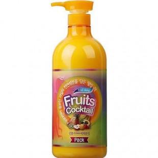 Incus Fruits Cocktail Pack /восстанавливающая маска для волос с витаминами