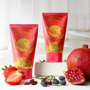 ELIZAVECCA Clean Piggy Pink Energy Foam Cleansing/Пенка для умывания с ягодными экстрактами 120 мл.