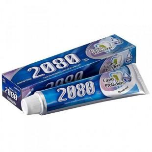 Dental Clinic 2080 Cavity Protection Tooth Paste/ Зубная паста натуральная мята 120гр