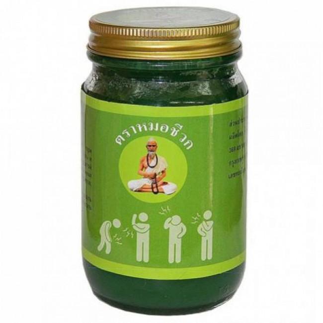 Тайский зеленый бальзам 100 ML