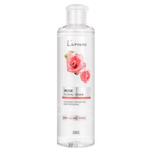 L'Arvore Rose Floral Toner /освежающий тонер с экстрактом розы