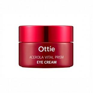 Ottie Acerola Vital Prism Eye Cream 30ml/Крем для кожи глаз с экстрактом ацеролы