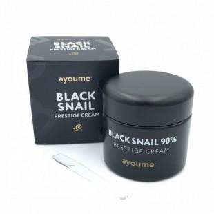 AYOUME Black Snail Prestige Cream/ Многофункциональный крем с муцином чёрной улитки 70мл