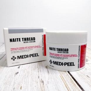 MEDI-PEEL Naite Thread Neck Cream/ Подтягивающий крем для шеи с пептидным комплексом 100мл