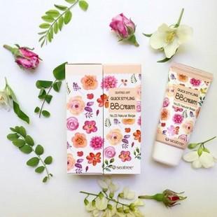 SeaNtree Quick Styling BB Cream/ BB крем 35g