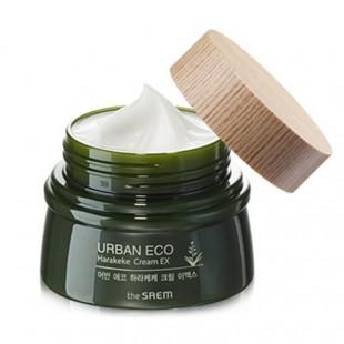HE SAEM Urban Eco Harakeke Cream EX /Крем питательный с экстрактом новозеландского льна 60ml