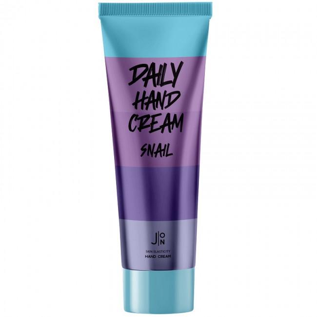 J:ON Daily Hand Cream Snail/Крем для рук с муцином улитки 100 мл.