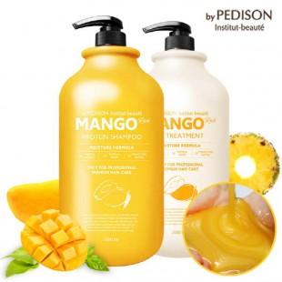 EVAS Pedison Institut-beaute Mango Rich Protein Hair Shampoo/Шампунь для волос Манго 2000мл