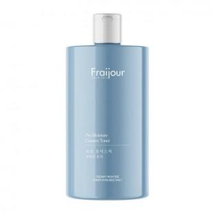 EVAS FRAIJOUR Pro Moisture Creamy Toner/Тонер увлажняющий с пробиотиками и керамидами 500мл.