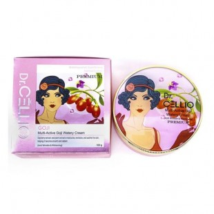 DR.CELLIO Multi-Active Goji Watery Cream/Крем для лица с ягодами годжи 100 мл.