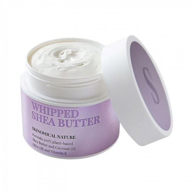 SKINOMICAL Whipped Shea Butter/Взбитое масло ши 200 мл.