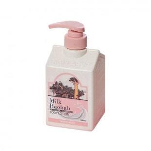 MILK BAOBAB Body Lotion White Musk/Лосьон для тела с ароматом белого мускуса 500 мл.