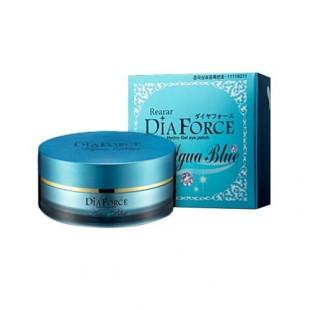 DiaForce Aqua Blue Hydrogel Eye Patch Big size/Гидрогелевые патчи для кожи вокруг глаз