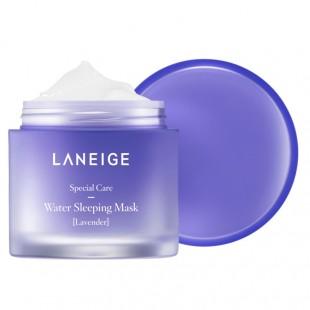 Laneige Water Sleeping Mask Lavender/Ночная увлажняющая маска с лавандой 15ml