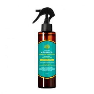 EVAS Char Char Argan Oil Super Hard Water Spray/Спрей для укладки волос с аргановым маслом 250 мл.