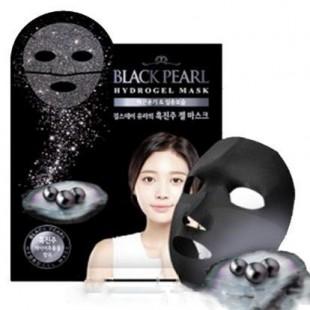 SCINIC Black Pearl Hydrogel Mask/Гидрогелевая маска с черным жемчугом