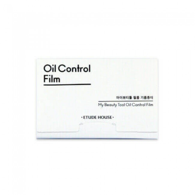 ETUDE HOUSE Oil Control Film/Салфетки матирующие 50 шт.