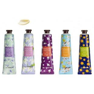 The saem  Perfumed Hand Cream/Крем для рук парфюмированый 30 мл.