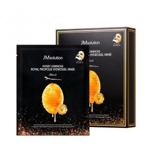 JM SOLUTION Honey Luminous Royal Propolis Hydrogel Mask/Маска гидрогелевая с прополисом 30 г.