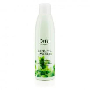 Ottie Green Tea Emulsion/Эмульсия для лица