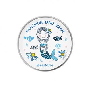 Seantree Hyaluron Hand Cream/Паровой гиалуроновый крем для рук 30ml