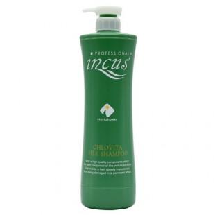 Incus Chlovita Silk Shampoo  / Шелковый шампунь для волос 1500мл