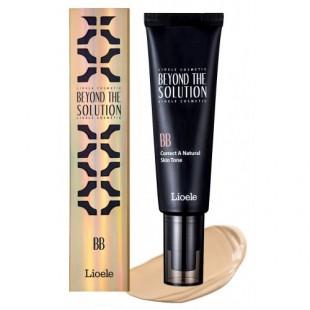 LIOELE Beyond The Solution BB Cream/Сверхустойчивый ББ крем матирующий кожу