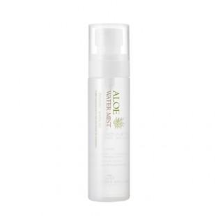The Skin House Aloe Water Mist/Увлажняющий мист для лица на основе экстракта сока листьев алоэ 80 мл.
