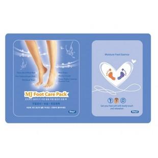 MIJIN Foot Care Pack/Маска для ног с гиалуроновой кислотой