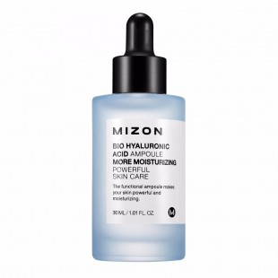 MIZON Bio Hyaluronic Acid Ampoule/Ампульная увлажняющая сыворотка с гиалуроновой кислотой 30 ml