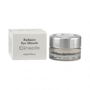 CIRACLE Radiance Eye Miracle / Крем для сияния кожи вокруг глаз 15 мл.