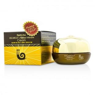 FarmStay  Escargot Noblesse Intensive Cream/Крем интенсивный с экстрактом королевской улитки 50 мл