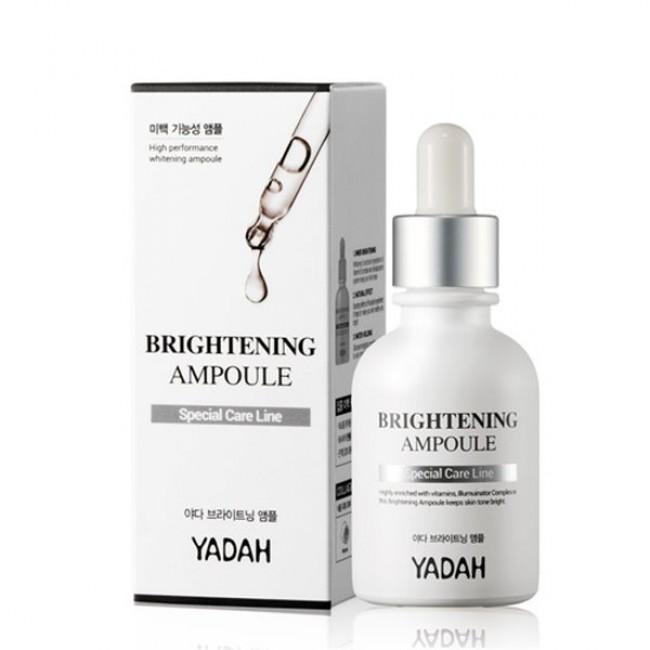YADAH Brightening Ampoule Special Care Line/Ампульная сыворотка для сияния кожи 30мл