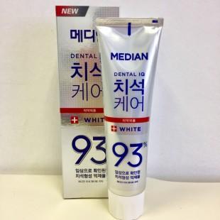 Median Dental IQ 93% Cosmetic White/Отбеливающая зубная паста