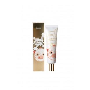 Elizavecca Gold CF Nest White Bomb Eye Cream/Крем для кожи вокруг глаз
