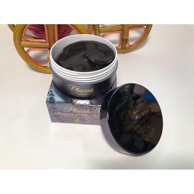 Boon7 Placenta Collagen Hydro Eye Patch/ Патчи для глаз с коллагеном и плацентой 60шт