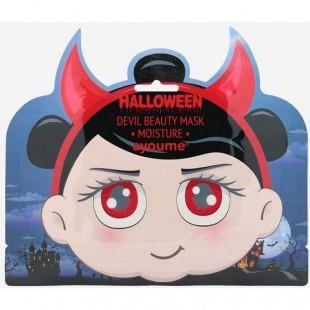 AYOUME Halloween Devil Beauty Mask Moisture/ Маска увлажняющая с гиалуроновой кислотой