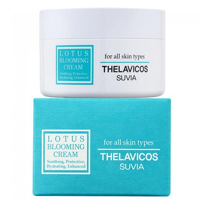 THELAVICOS SUVIA Lotus Blooming Cream/Омолаживающий крем с лотосом 50г.