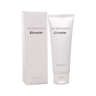 CIRACLE Pore Control Daily Wash Peeling Gel/Пилинг-гель для лица 100 ml