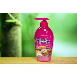 MISTINE Kiddy Head To Toe Bath Mixed Berries/Шампунь-гель для душа для детей с ароматом ягод 400 мл.