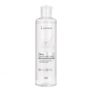 L'ARVORE Toner/Тонер для сияния кожи с молочными протеинами