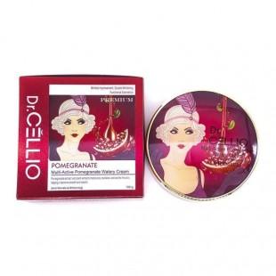 DR.CELLIO Multi-Active Pomegranate Watery Cream/Крем для лица с экстрактом граната 100 мл.