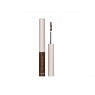 THE SAEM 3D Slim Mascara/Тушь для ресниц коричневая с тонкой кисточкой 4 гр.