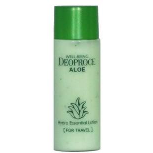DEOPROCE Well-Being Aloe Hydro Essential Lotion/ Увлажняющий лосьон для тела с экстрактом алоэ