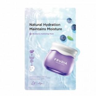 FRUDIA Blueberry Hydrating Mask/Маска тканевая увлажняющая с экстрактом черники 20 мл.