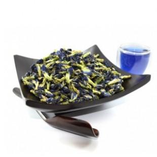 Синий чай из цветков Клитории